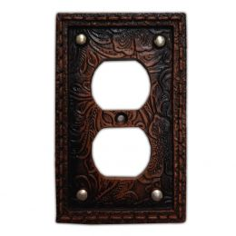Tooled Resin Outlet Cover