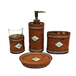 Navajo Bath Set