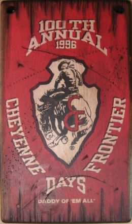 100th Annual Cheyenne Frontier Days Rodeo