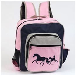 Girls Mare & Foal Backpack