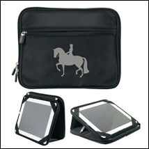 Dressage iPad Case with Stand