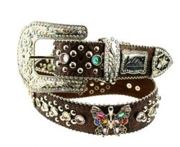 Cowgirl Collection Butterfly Belt