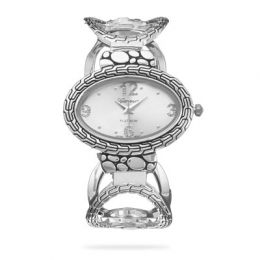Southwestern Filigree Cuff Watch